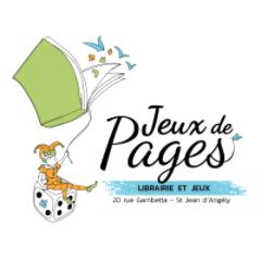 Librairie Jeux de Pages